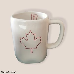 ! Rae Dunn Canada Eh Maple Leaf  CoffeeMug 🇨🇦🍁